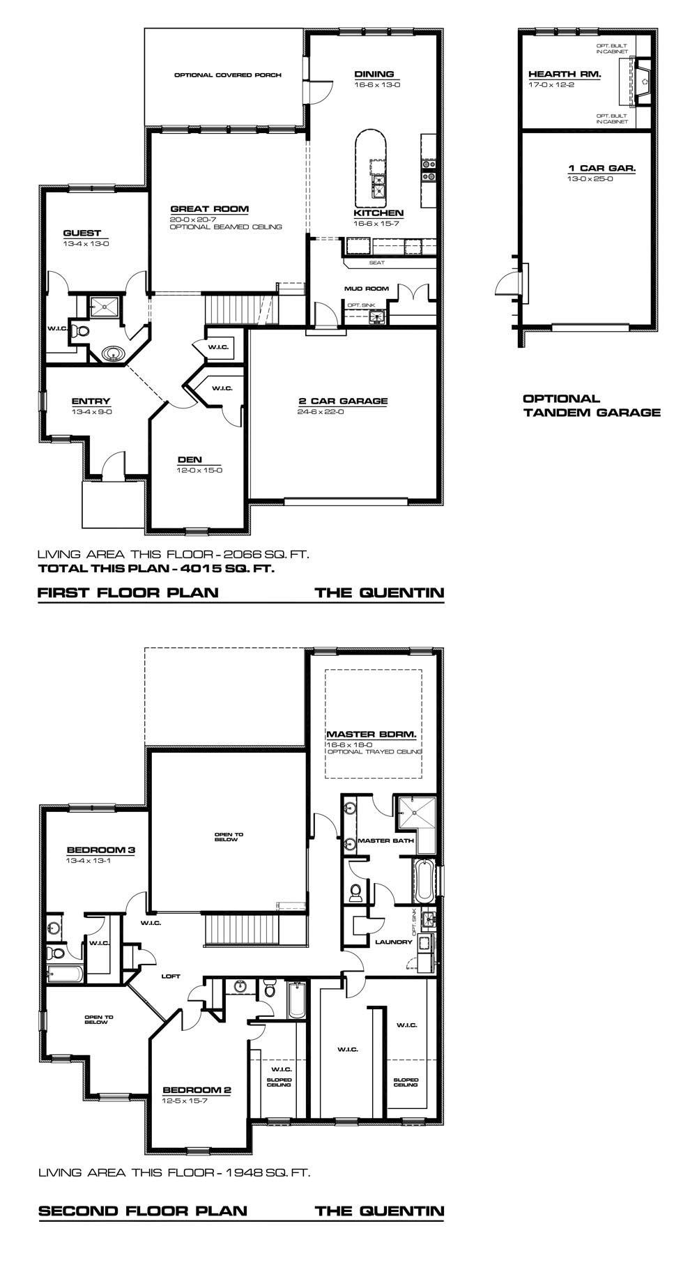 1801GrandinPlans030118 First Floor (1)