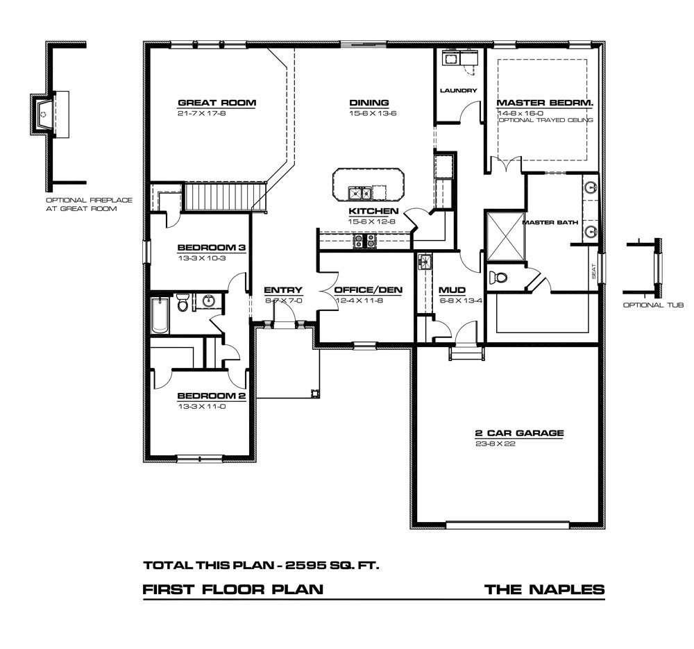 1801GrandinPlans030118 First Floor (1)